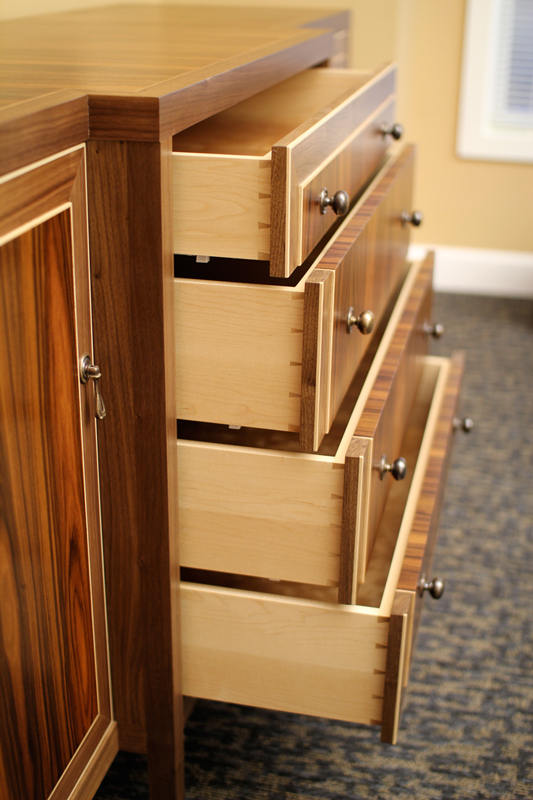 FWC Credenza drawers