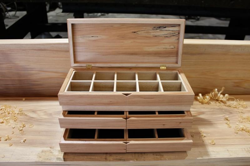 Horn Jewelry Box
